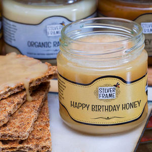 Personalised Jar Of Honey