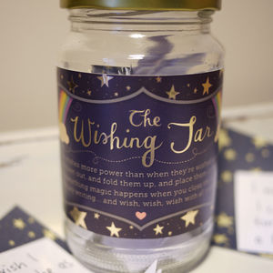 The Wishing Jar - keepsakes