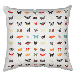 Alpine Butterfly Cushion - baby's room