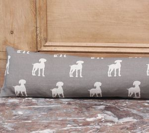Elephant Bark Dog Draught Excluder - door stops & draught excluders