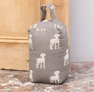 Elephant Bark Dog Door Stop - door stops & draught excluders