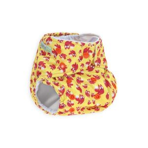 Baba+Boo Mr Fox Reusable Cloth Nappy