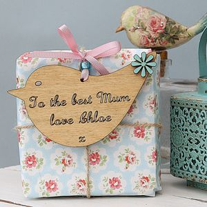 Personalised Mother's Day Keepsake Tag - view all mother's day gifts