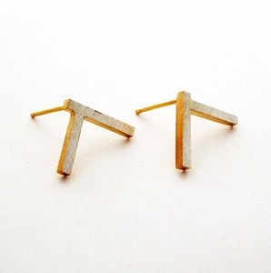 Ruins Fade Away Earrings