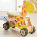 Ride On Shape Sorter Toy