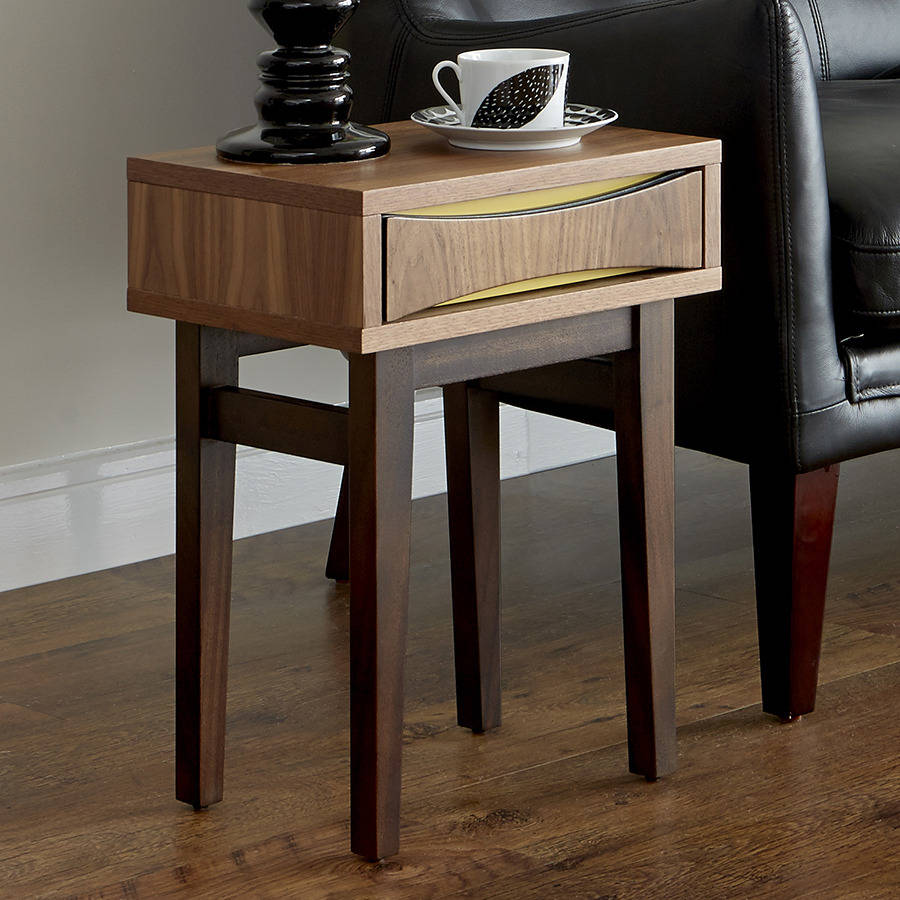arne side table by bluesuntree. Black Bedroom Furniture Sets. Home Design Ideas