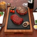 The Sharing Steak Plate For Hot Stone Cooking