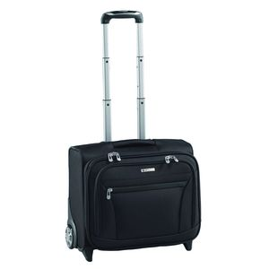 Ambassador Carry On Laptop Trolley Case - luggage