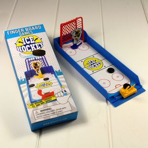 Desktop Finger Ice Hockey