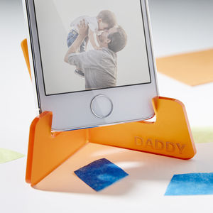Personalised Phone Stand - gifts under £15