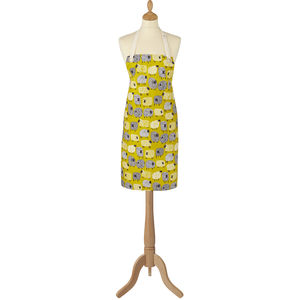 Dotty Sheep Oil Cloth Apron - what's new
