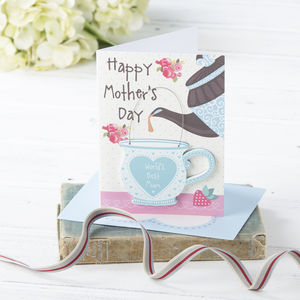 Mothers Day Keepsake Card