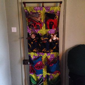 Door Storage - wardrobe organisers