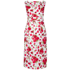 Dollydagger English Rose Bustle Dress