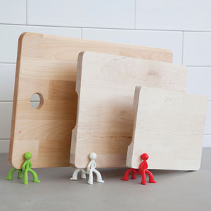 Chopping Board Brothers Green