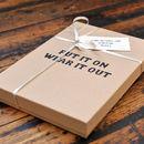 Occasional Human Gift Box