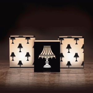 Set Of Three Paper Lanterns
