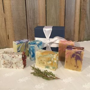 Soak Yourself Luxury Soap Selection Box - bathroom