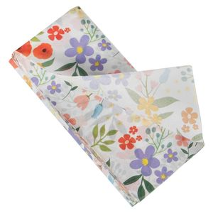 Summer Meadow Tissue Paper Pack Of 10 Sheets - wrapping paper