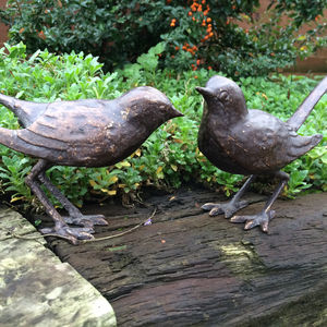 Pair Of Birds - decorative accessories