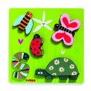 Little Beasts Wooden Jigsaw Puzzle