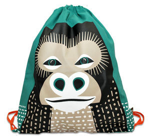 Kit Bag Gorilla - bags, purses & wallets