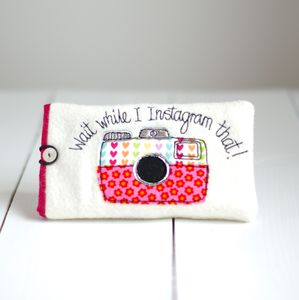 Personalised Camera Phone Case