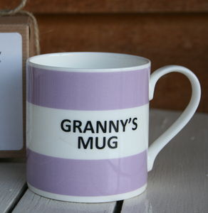 'Granny's Mug' Fine Bone China Mug
