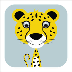 Safari Animal Cards - all purpose cards, postcards & notelets