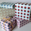 Animal Gift Wrap Packs