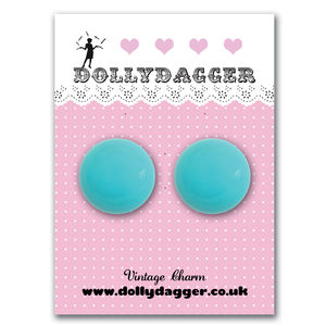 Dollydagger Retro Dot Earrings