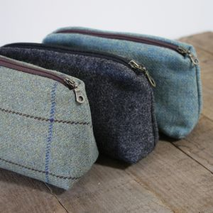 Newbury Tweed Clutch Bag
