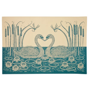 Sw With Love Cotton Tea Towel