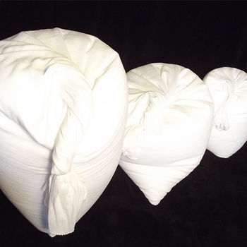 Image of all 3 Bean Bag Fillings