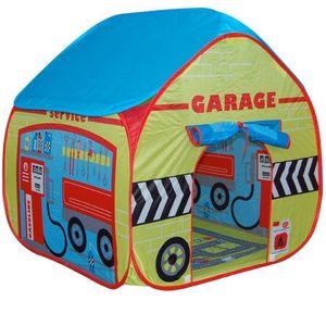 Garage Pop Up Tent With Floorprint - tents, dens & wigwams
