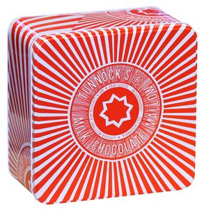 Teacake Wrapper Large Square Tin - kitchen accessories