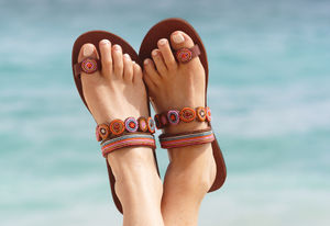 Mabha Sandal - women's fashion