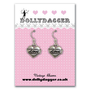 Dollydagger True Love Earrings - earrings