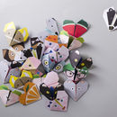 Origami Notepaper Set : Cat