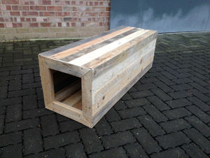 'Tunnel' Bench - garden furniture