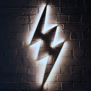 Lightning Wall Light