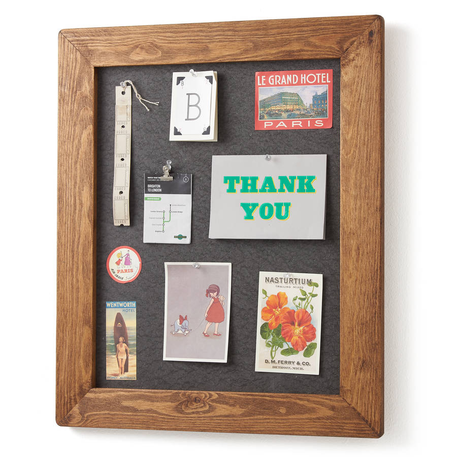 pin board notice board