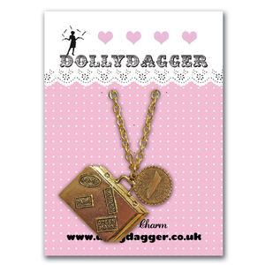 Dollydagger Bon Voyage Necklace - women's jewellery