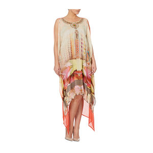 Jewelled Designer Kaftan Dress - kaftans & cover-ups
