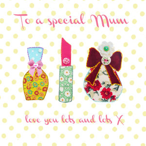 To A Special Mum 'Happy Mother's Day'