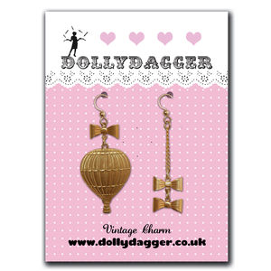 Dollydagger Up Up And Away Earrings - earrings