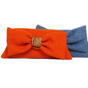 Bow Clutch Collection - clutch bags
