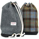 Harris Tweed Duffel Bag