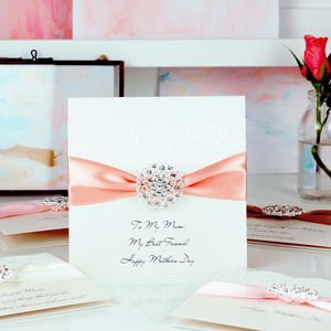 Opulence Mother's Day Card