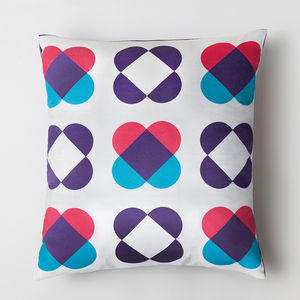 Cross My Heart Cushion - cushions